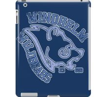 Windhelm Wildbears - Skyrim - Football Jersey iPad Case/Skin
