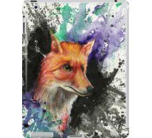 Fox of Many Colors iPad Case/Skin