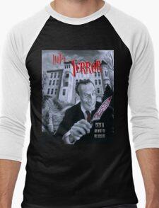 Hotel Terror Men's Baseball ¾ T-Shirt