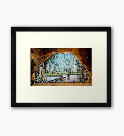 Once Upon a Dream Framed Print