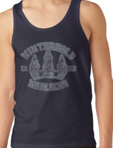 Winterhold Warlocks - Skyrim - Football Jersey Tank Top