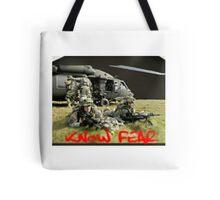 Army Deploy Tote Bag