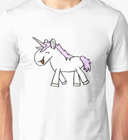 Slightly daft unicorn T-Shirt