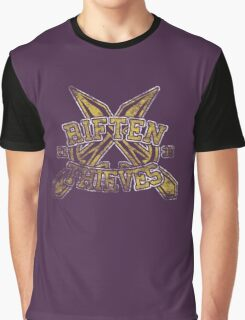Riften Thieves - Skyrim - Football Jersey Graphic T-Shirt