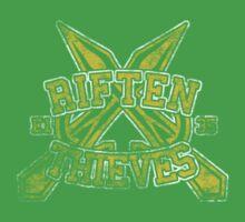 Riften Thieves - Skyrim - Football Jersey Kids Tee