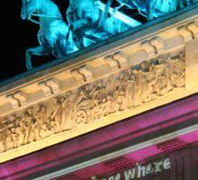 Brandenburg Gate, Festival of Lights Sticker