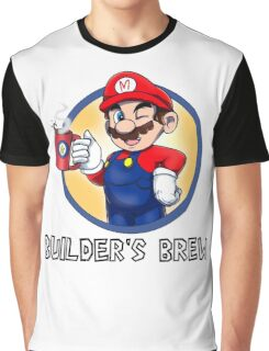 Builder's Brew! (V. 2) Graphic T-Shirt