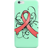 Breast Cancer Awarness iPhone Case/Skin