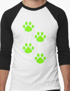 Chat was Here Men's Baseball ¾ T-Shirt