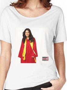 high school musical gabriella montez Women's Relaxed Fit T-Shirt