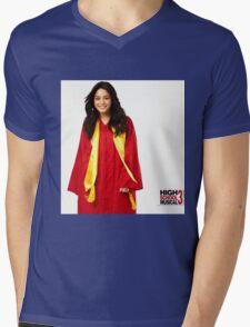 high school musical gabriella montez Mens V-Neck T-Shirt
