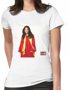 high school musical gabriella montez Womens Fitted T-Shirt