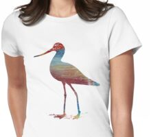 Avocet  Womens Fitted T-Shirt