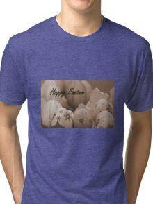Happy Easter 17 Tri-blend T-Shirt