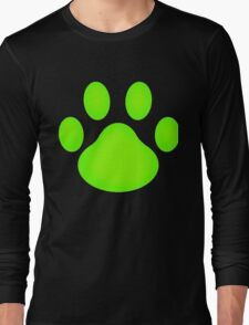 Chat Paw Long Sleeve T-Shirt