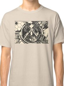 "Mandala ""Entrance"" Classic T-Shirt"