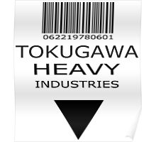 MGS - Tokugawa Heavy Industries Poster