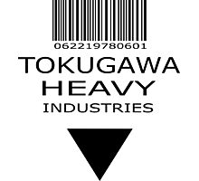MGS - Tokugawa Heavy Industries Photographic Print