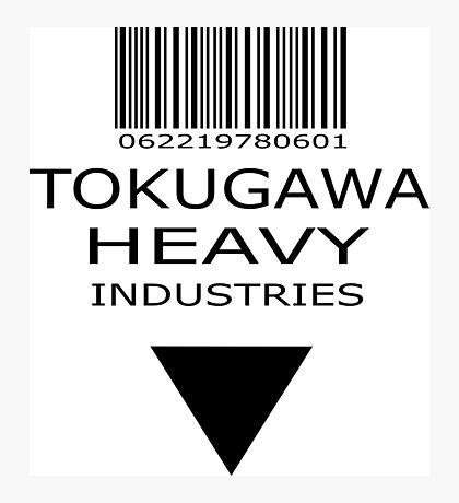 MGS - Tokugawa Heavy Industries Photographic Print