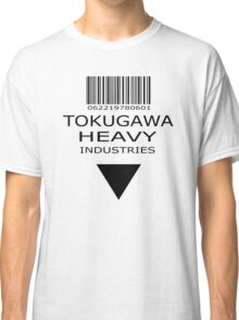 MGS - Tokugawa Heavy Industries Classic T-Shirt