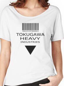 MGS - Tokugawa Heavy Industries Women's Relaxed Fit T-Shirt