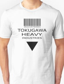 MGS - Tokugawa Heavy Industries T-Shirt