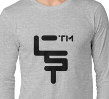 Citrus Storm (Black) Long Sleeve T-Shirt
