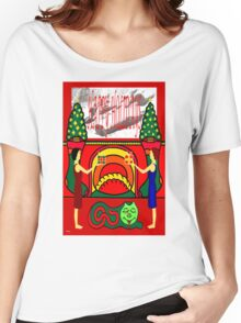 HAPPY HOLIDAYS 17 Women's Relaxed Fit T-Shirt