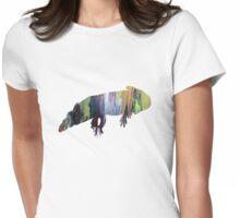 Axolotl Womens Fitted T-Shirt