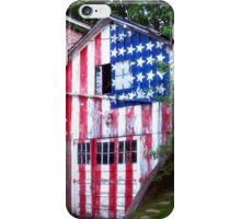 An All-American Garage iPhone Case/Skin