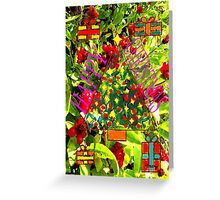 HAPPY CHRISTMAS 25 Greeting Card