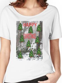 HAPPY CHRISTMAS 22 Women's Relaxed Fit T-Shirt