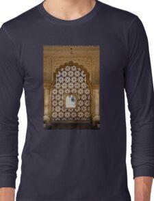 Amber Viewport Long Sleeve T-Shirt