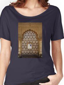 Amber Viewport Women's Relaxed Fit T-Shirt