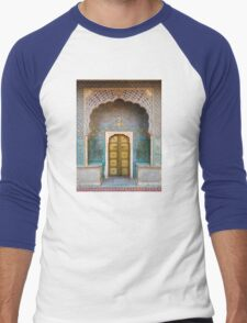Golden Door Men's Baseball ¾ T-Shirt