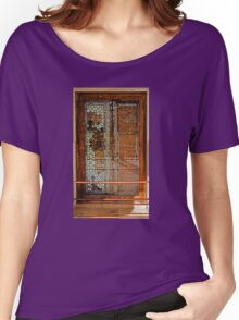 Ivory Door Women's Relaxed Fit T-Shirt