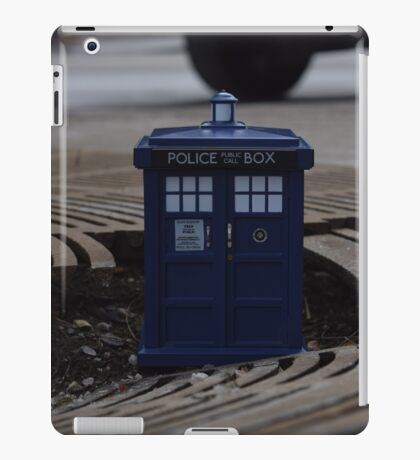 Hard Landing iPad Case/Skin