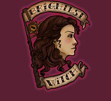 Brightest Witch Womens Fitted T-Shirt