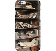 Books of the war iPhone Case/Skin