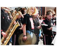 Woodwinds Poster
