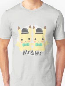 Mr & Mr Pika T-Shirt
