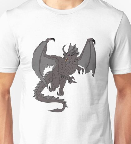 SHADOW DRAGON - DUNGEONS AND DRAGONS Unisex T-Shirt