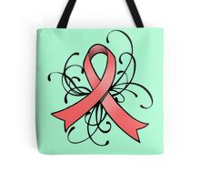 Breast Cancer Awarness Tote Bag