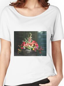Front Porch Pretty Women's Relaxed Fit T-Shirt