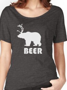 Beer Bear Women's Relaxed Fit T-Shirt