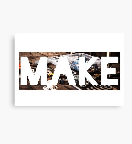 Make Canvas Print