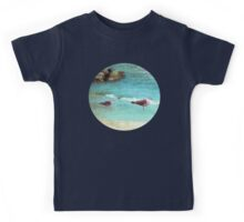 Colours by the Sea Kids Tee