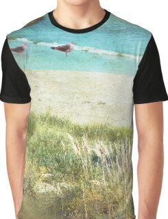 Colours by the Sea Graphic T-Shirt