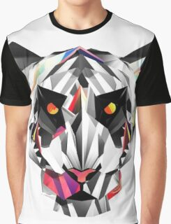 Tiger geometric drawing Graphic T-Shirt