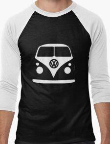 Volkswagen Van Vintage Men's Baseball ¾ T-Shirt